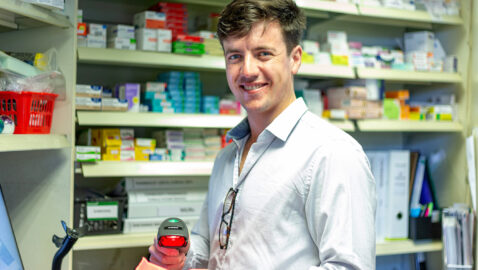 95% reduction in dispensing  errors at Melksham pharmacy thanks to innovative technology