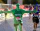 Melksham's morph man completes London and Brighton marathons