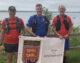 'Run of Remembrance' raises £8,000 for  Normandy veterans