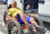 Veteran's cycling  challenge in memory of son