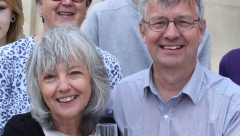 A message from Ian and Sue